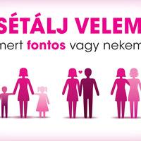 Séta az emlőrák ellen - az egészségért - Bicskén is november 5-én!