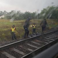 Újabb halálos vonatgázolás - olvasói fotóval!