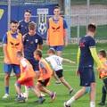 Első alkalommal rendezték meg a Futball Éjszakáját Bicskén!