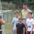 Szoboszlai Dominik vasárnap Mányon szorított nevelőegyesülete, a Főnix FC sikeréért!