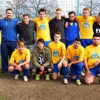 Ifjúsági gólzuhataggal indult a futballhétvége: Bicskei TC-Pusztavám 13-0 (9-0)