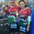 Tolnai Éva és Agyagási Ákos képes úti beszámolója a New York Marathonról!