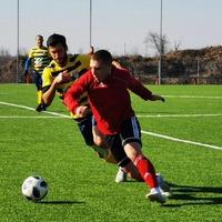 Az első félidei keménykedés után a második játékrész már a fociról is szólt: Iváncsa KSE-Bicskei TC 3-2 (0-0)