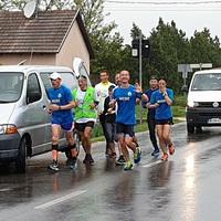 Bicskétől Pusztaszabolcsig futottak az Európa-napi futás bicskei résztvevői!