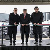 Európai színvonalú kamionos pihenő épült az M1-esen Óbaroknál!