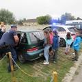 Kisiskolásokat láttak vendégül a bicskei rendőrök!