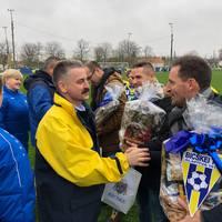 Magyar Futball Napja - ünnepi hangulatban csikarta ki a győzelmet és őszi első a hazai csapat: Bicskei TC-Baracs SE 4-2 (2-2)