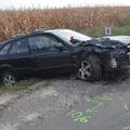 Sérültekkel járó közlekedési baleset Mányon - a bicskei rendőrök intézkedtek!
