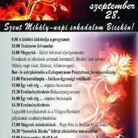 Traktoros felvonulás, vásár, színpadi programok, parasztolimpia és koncertek az idei Szent Mihály-napi Sokadalomban!