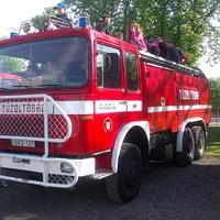 Bicskei tűzoltók is segítettek a mentésben!