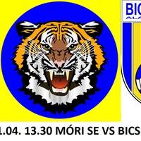 Az ősz mérkőzése, a bajnoki címet is befolyásoló csúcsrangadó következik vasárnap 13.30-tól: Móri SE-Bicskei TC!