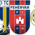 A Bicske és a Ferencváros ellen harcolnak a MOL Fehérvár FC csapatai vasárnap!