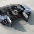 Volvo Concept Recharge - Négykerekű kiáltvány