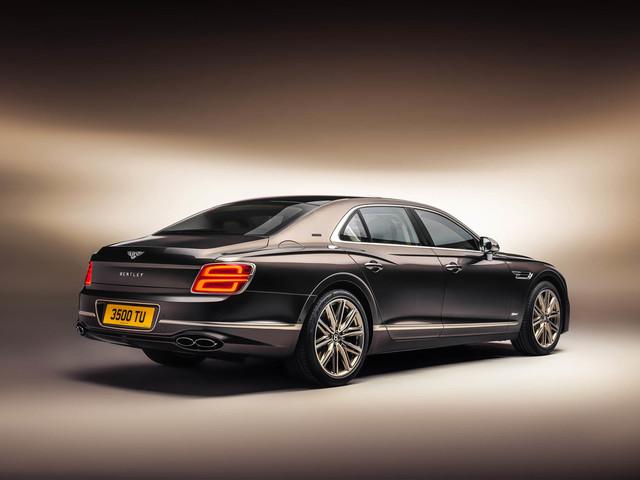 Bentley Flying Spur Hybrid Odyssean Edition - Kitekintés a jövőbe