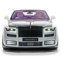 Mansory Rolls-Royce Ghost V12 MY21 - Metamorfózis
