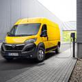 Opel Movano & Movano-e 2021 - Jó alap
