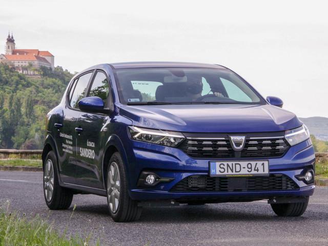 Dacia Sandero Comfort 2021