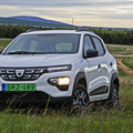 Dacia Spring Comfort Plus - Az elektromos Dacia