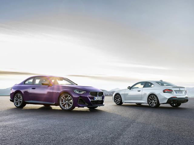 BMW 2-es Coupé 2021 - Koncentrált élvezet