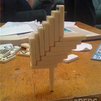 a dominó királya