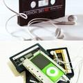 iPod tartó kazettából