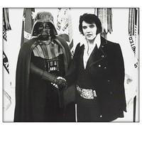 A hét képe: Darth Vader és Elvis