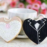 esküvői sütik