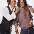 a legnagyobbak: Keith Richards és Johnny Depp