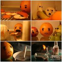 A megcsalt narancs története