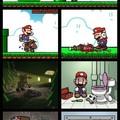 Mario: egy másik befejezés