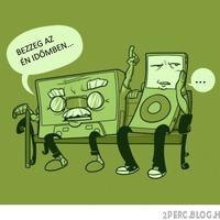 kazetta vs iPod