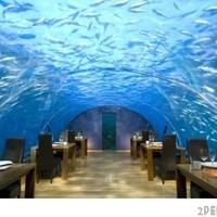 Vacsora a tenger alatt