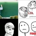 Amikor rátok néz a tanár...