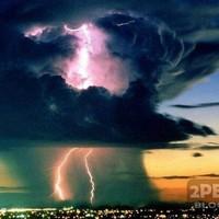 extrém vihar