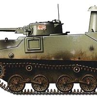 Type 2 Ka-Mi úszó harckocsi