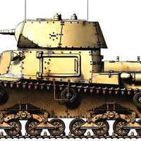 FIAT M14/41 közepes harckocsi