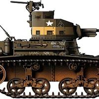 M2 könnyű harckocsi