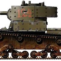 T-26 könnyű harckocsi