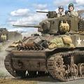 Az M3, M5 és M24-es amerikai könnyűharckocsik [55.]