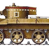 BT-5 könnyű harckocsi