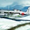 Mikojan - Gurjevics MiG-1 és MiG-3 [107.]