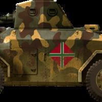 Csaba 39M felderítő/páncélgépkocsi