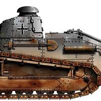 Renault FT 17 harckocsi