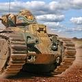 A nyugati szövetségesek harckocsialakulatai [44.]