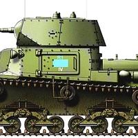 FIAT M13/40 közepes harckocsi