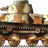 Type 95 Ha-Go könnyű harckocsi