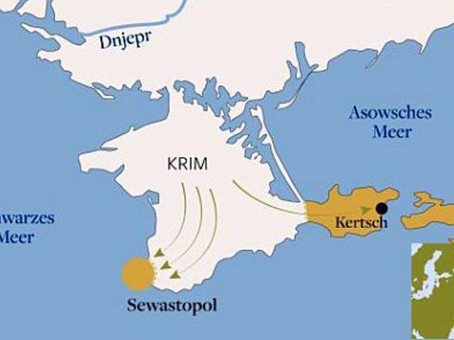 Fekete tenger szigetek