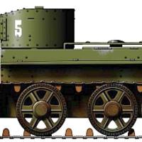 BT-2 könnyű harckocsi
