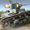 T-26-os szovjet könnyűharckocsi [22.]