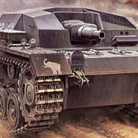 Sturmgeschütz III rohamlöveg/páncélvadász [118.]